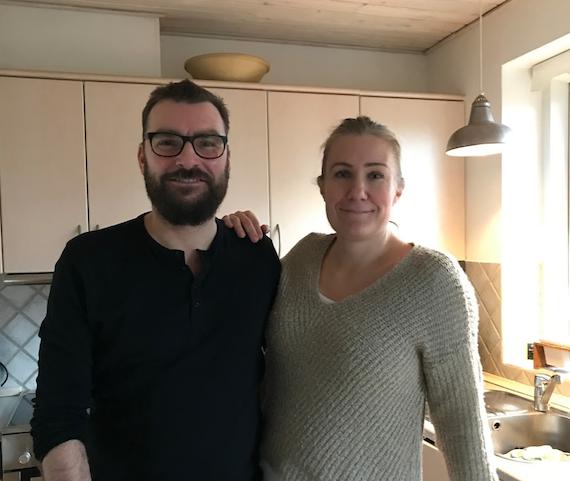 Hanne og Morten
